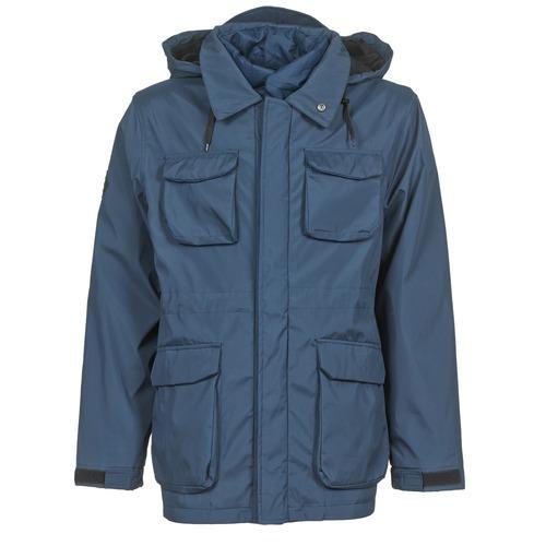 Textiel Heren Dons gevoerde jassen Bellfield GORIN Marine