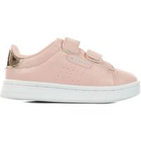 Schoenen Meisjes Lage sneakers Kappa Tchouri Roze
