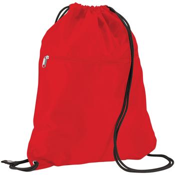 Tassen Kinderen Sporttas Quadra QD71 Klassiek rood
