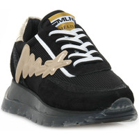 Schoenen Heren Allround At Go GO MICROCRACK NERO Nero
