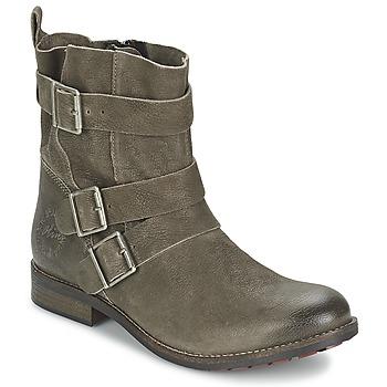 Schoenen Dames Laarzen S.Oliver BEXUNE Bruin