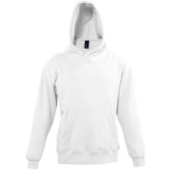 Textiel Kinderen Sweaters / Sweatshirts Sols SLAM KIDS SPORT Blanco