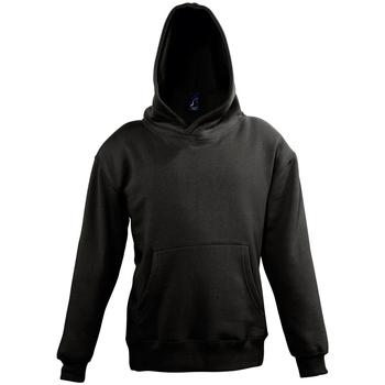 Textiel Kinderen Sweaters / Sweatshirts Sols SLAM KIDS SPORT Negro