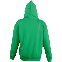 Textiel Kinderen Sweaters / Sweatshirts Sols SLAM KIDS SPORT Verde