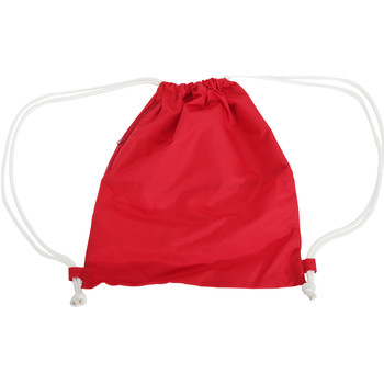Tassen Kinderen Sporttas Bagbase BG110 Klassiek rood