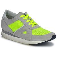 Schoenen Dames Lage sneakers OXS GEORDIE Grijs / Geel