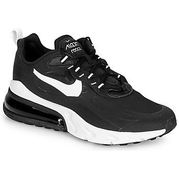Schoenen Heren Lage sneakers Nike AIR MAX 270 REACT Zwart / Wit