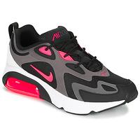 Schoenen Heren Lage sneakers Nike AIR MAX 200 Zwart / Roze