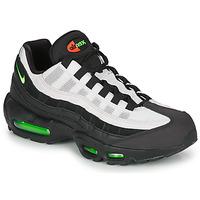 Schoenen Heren Lage sneakers Nike AIR MAX 95 Zwart / Wit / Groen