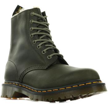 Schoenen Dames Laarzen Dr Martens 1460 Serena Wyoming Bruin