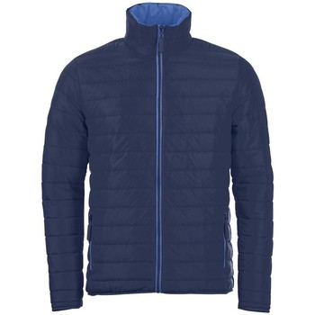 Textiel Heren Dons gevoerde jassen Sols RIDE WINTER MEN Azul
