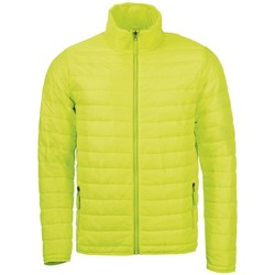 Textiel Heren Dons gevoerde jassen Sols RIDE WINTER MEN Verde