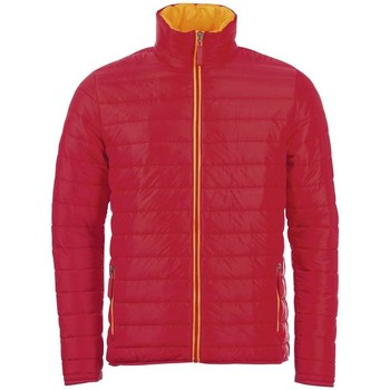 Textiel Heren Dons gevoerde jassen Sols RIDE WINTER MEN Rojo