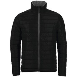 Textiel Heren Dons gevoerde jassen Sols RIDE WINTER MEN Negro