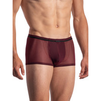 Ondergoed Heren Boxershorts Olaf Benz Shorty RED1972 Chocolade