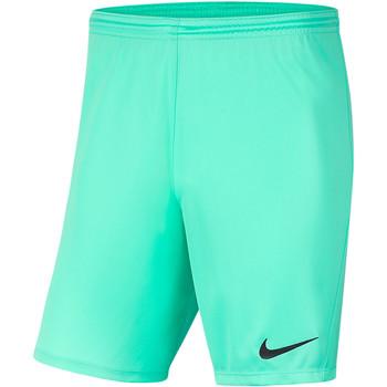 Textiel Heren Korte broeken / Bermuda's Nike Park III Knit Short NB Other