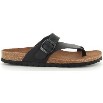 Schoenen Dames Sandalen / Open schoenen Interbios 7119 negro Noir