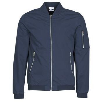 Textiel Heren Wind jackets Jack & Jones JJERUSH Marine