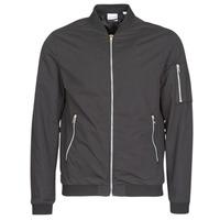 Textiel Heren Wind jackets Jack & Jones JJERUSH Zwart