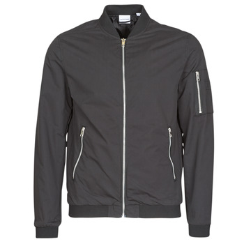 Textiel Heren Wind jackets Jack & Jones JJERUSH Zwart