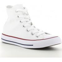 Schoenen Dames Hoge sneakers Converse ALL STAR HI M7650C blanc