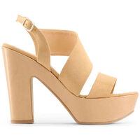 Schoenen Dames Sandalen / Open schoenen Made In Italia - fiammetta Bruin
