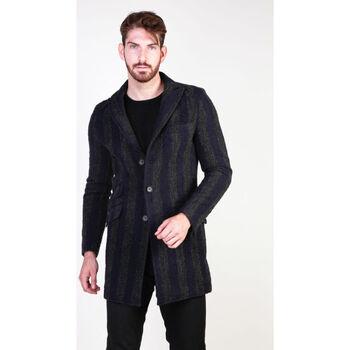 Textiel Heren Mantel jassen Made In Italia - amerigo Blauw
