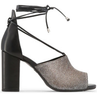 Schoenen Dames Sandalen / Open schoenen Made In Italia - amalia Zwart
