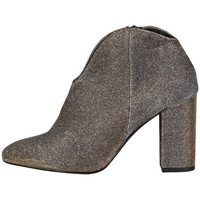 Schoenen Dames Low boots Made In Italia - viviana Grijs