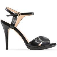 Schoenen Dames Sandalen / Open schoenen Made In Italia - perla Zwart