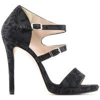 Schoenen Dames Sandalen / Open schoenen Made In Italia - iride Zwart