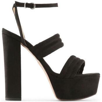 Schoenen Dames Sandalen / Open schoenen Made In Italia - fedora Zwart