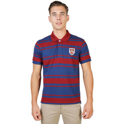 Textiel Heren Polo's korte mouwen Oxford University - queens-rugby-mm Rood