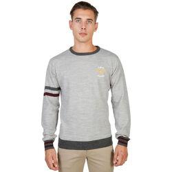 Textiel Heren Truien Oxford University - oxford_tricot-crewneck Grijs