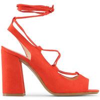 Schoenen Dames Sandalen / Open schoenen Made In Italia - linda Rood