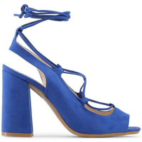 Schoenen Dames Sandalen / Open schoenen Made In Italia - linda Blauw