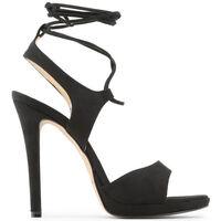 Schoenen Dames Sandalen / Open schoenen Made In Italia - erica Zwart