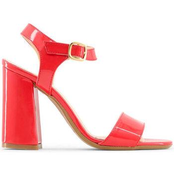 Schoenen Dames Sandalen / Open schoenen Made In Italia - angela Rood