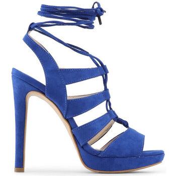Schoenen Dames Sandalen / Open schoenen Made In Italia - flaminia Blauw