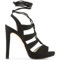 Schoenen Dames Sandalen / Open schoenen Made In Italia - flaminia Zwart