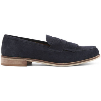 Schoenen Dames Mocassins Made In Italia - ritratto Blauw