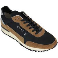 Schoenen Lage sneakers Cruyff ripple runner brown Bruin
