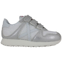 Schoenen Kinderen Lage sneakers Munich mini massana vco 8207332 Zilver