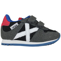 Schoenen Kinderen Lage sneakers Munich baby massana vco 8820326 Grijs