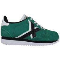 Schoenen Kinderen Lage sneakers Munich mini sapporo 8430051 Groen