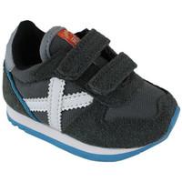 Schoenen Sneakers Munich baby massana vco 8820349 Grijs