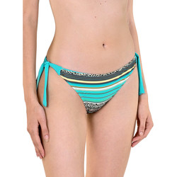 Textiel Dames Bikinibroekjes- en tops Lisca Freetown  Geknoopte Zwempakkousen Donkergroen