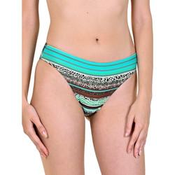 Textiel Dames Bikinibroekjes- en tops Lisca Freetown  zwempakkousen Donkergroen