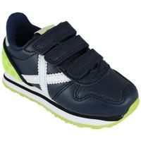 Schoenen Lage sneakers Munich mini massana vco 8207355 Blauw