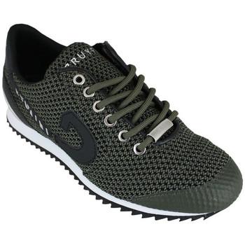 Schoenen Lage sneakers Cruyff revolt olive Groen